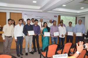 WTC, Mumbai honours Web Beta Pvt Ltd
